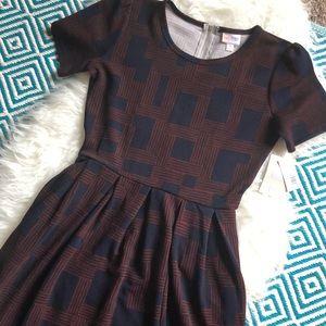 {NWT} •LulaRoe• Amelia dress